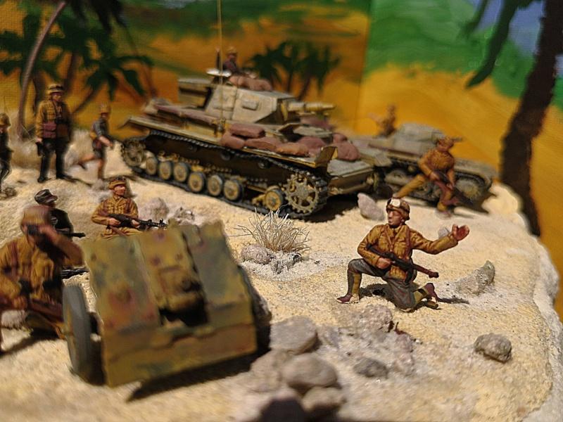 "Wettbewerbsdio ""Afrika Korps 1942"" in 1:72 62199310"