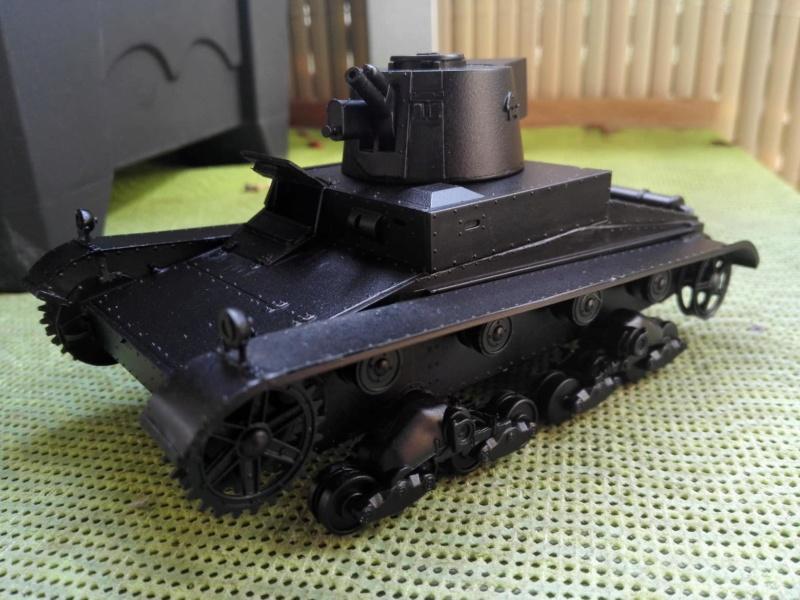 Vickers 6 ton Mark F/B von Hobby Mirage in 1:35 67963510