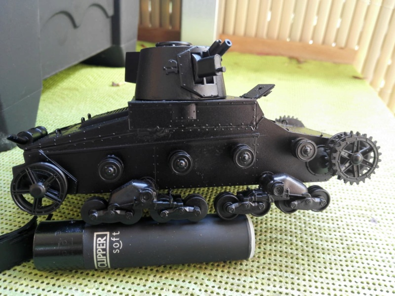 Vickers 6 ton Mark F/B von Hobby Mirage in 1:35 67972810