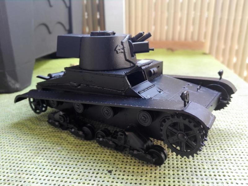 Vickers 6 ton Mark F/B von Hobby Mirage in 1:35 68815910
