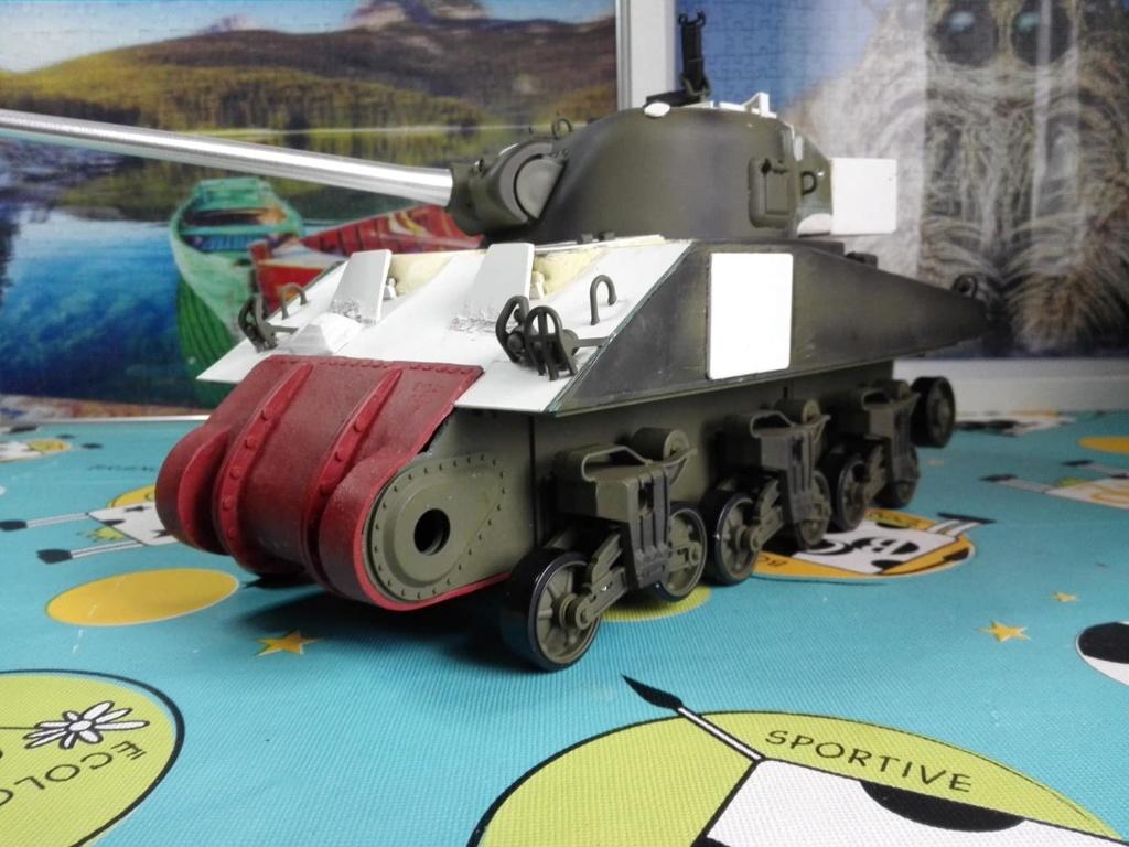 Sherman Firefly - Umbau eines M4A3 84285110