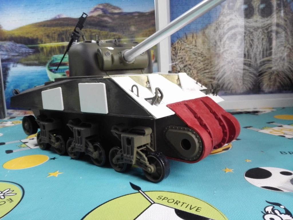 Sherman Firefly - Umbau eines M4A3 84321610