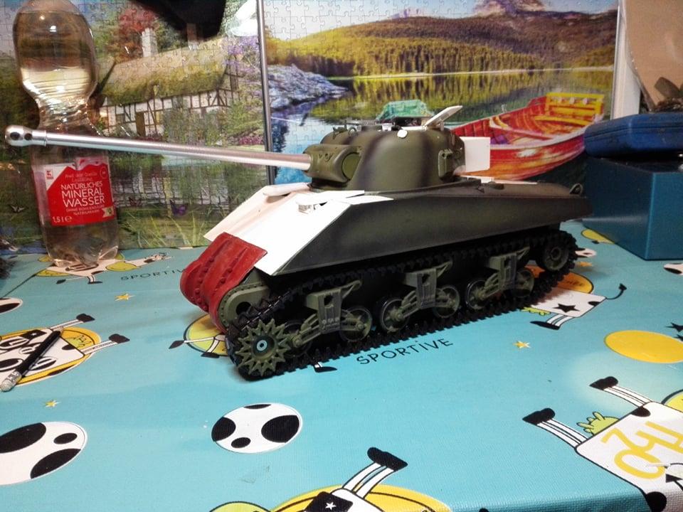 Sherman Firefly - Umbau eines M4A3 84647210