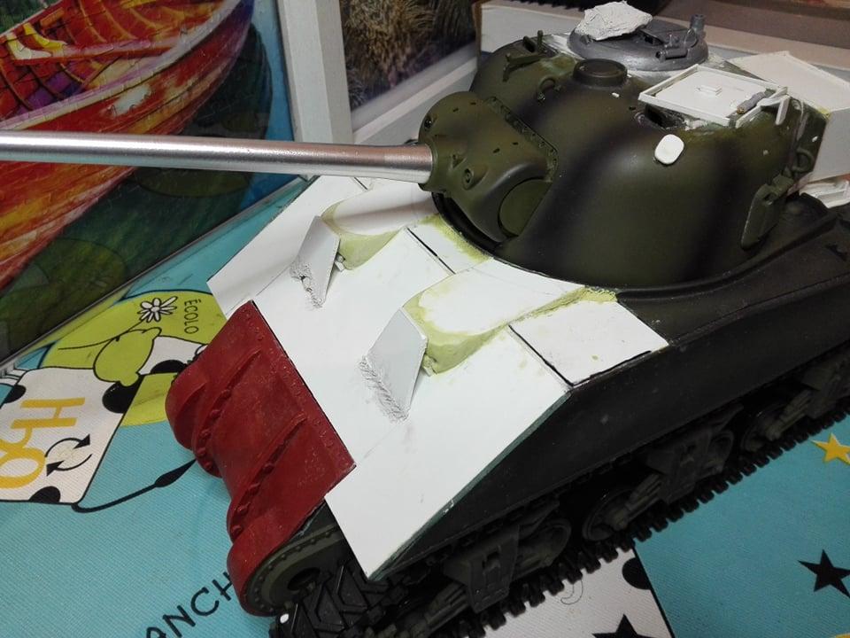 Sherman Firefly - Umbau eines M4A3 85174710
