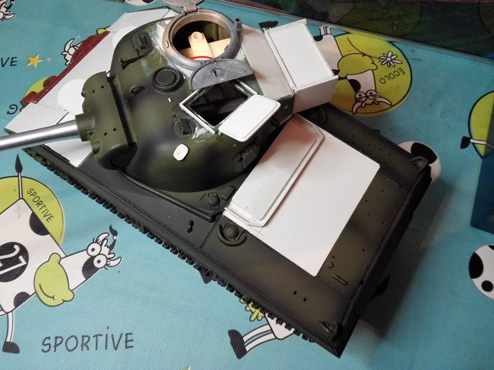 Sherman Firefly - Umbau eines M4A3 85250010