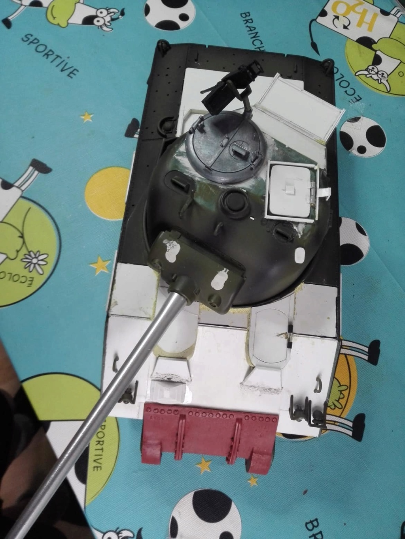Sherman Firefly - Umbau eines M4A3 86175810