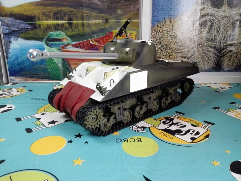 Sherman Firefly - Umbau eines M4A3 86184710