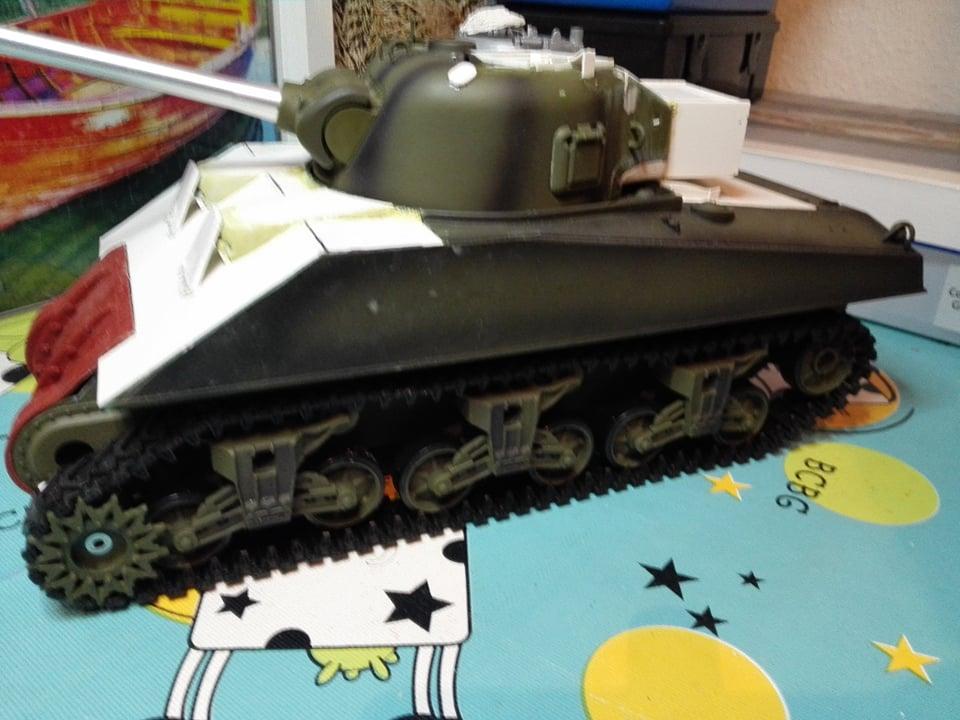 Sherman Firefly - Umbau eines M4A3 86185110