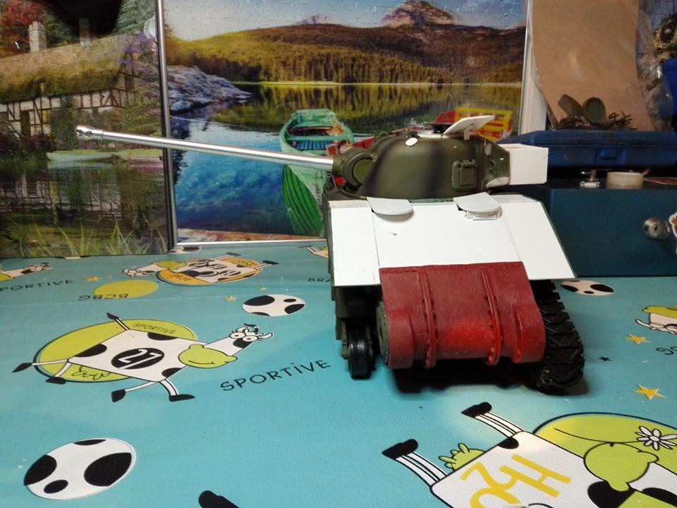 Sherman Firefly - Umbau eines M4A3 86185610
