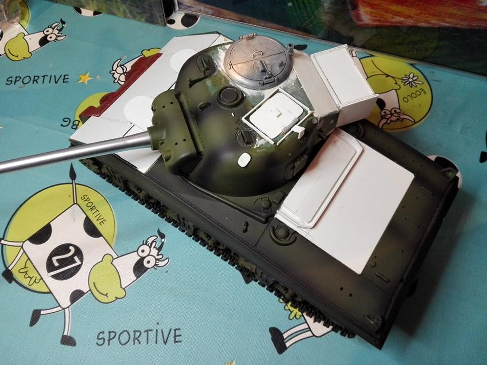 Sherman Firefly - Umbau eines M4A3 86190910