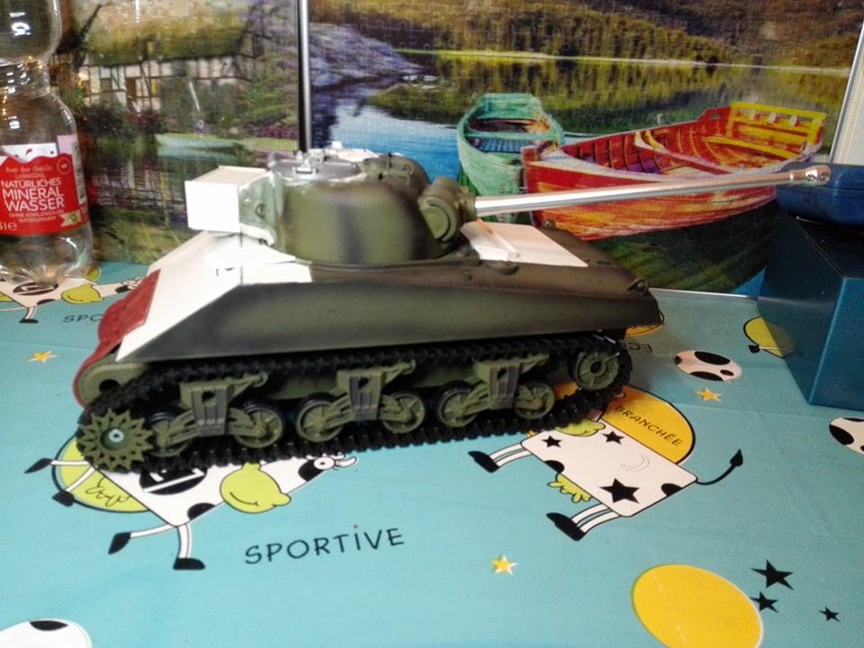 Sherman Firefly - Umbau eines M4A3 86195510