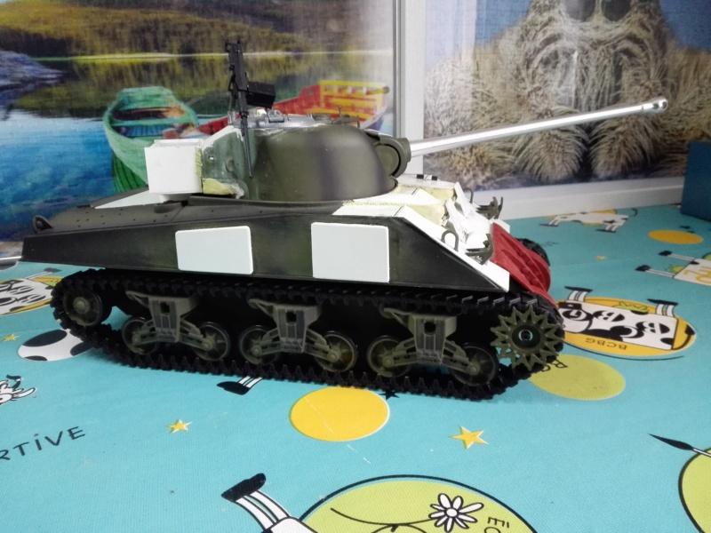Sherman Firefly - Umbau eines M4A3 86717910