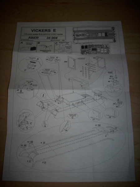 Vickers 6 ton Mark F/B von Hobby Mirage in 1:35 Dsci0213