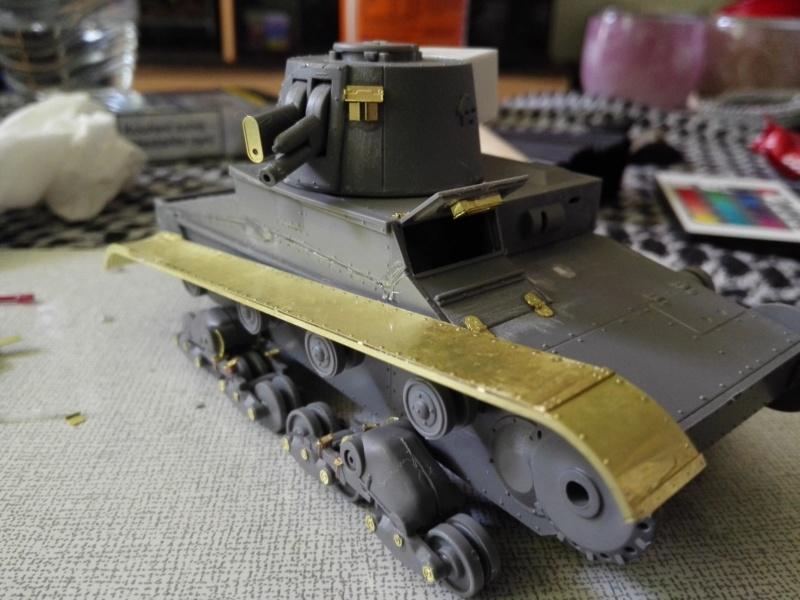 Vickers 6 ton Mark F/B von Hobby Mirage in 1:35 Img_2044