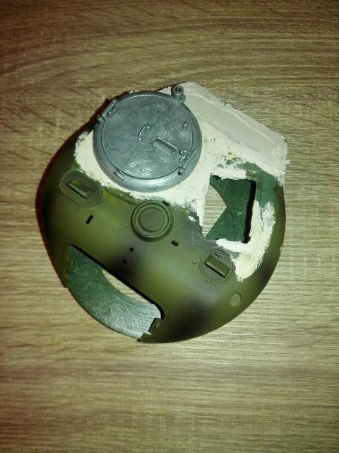 Sherman Firefly - Umbau eines M4A3 Img_2064