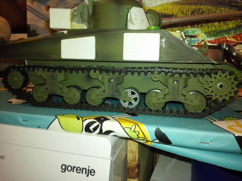 Sherman Firefly - Umbau eines M4A3 Img_2070