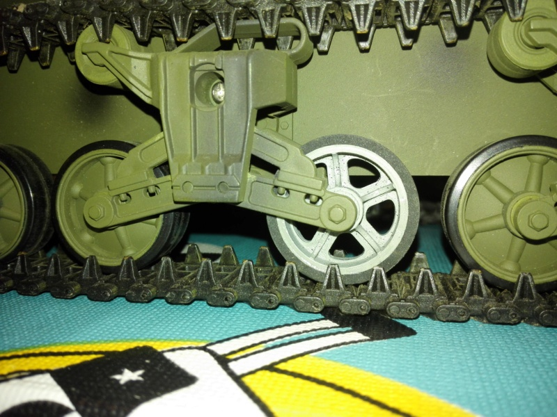 Sherman Firefly - Umbau eines M4A3 Img_2071