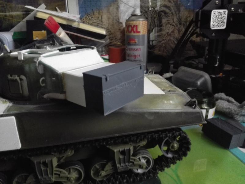 Sherman Firefly - Umbau eines M4A3 Img_2072