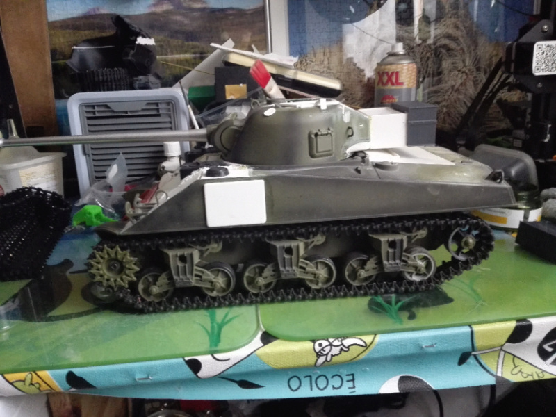 Sherman Firefly - Umbau eines M4A3 Img_2073
