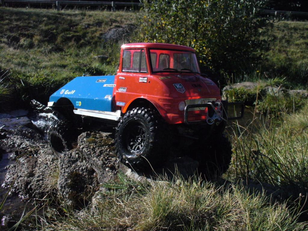nouvelle carrosserie de mon trx 4 P1050712