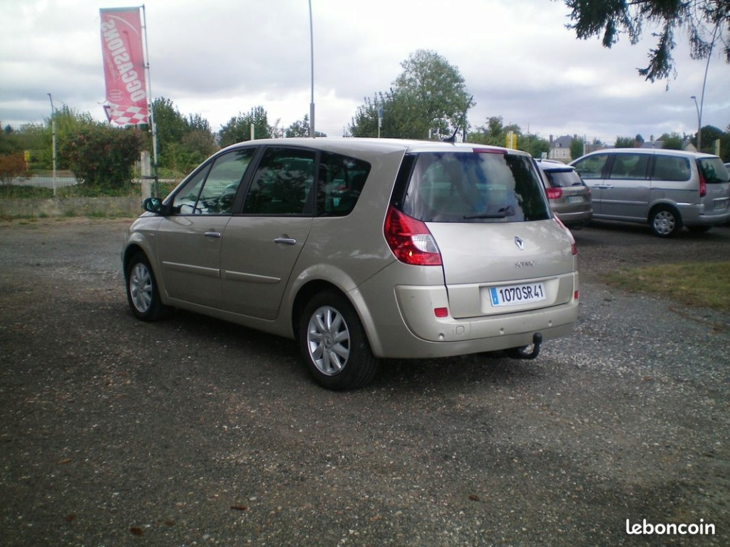 [katana] Renault Scenic 2 phase 2 2.0l 150 cv 59200311