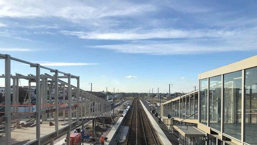 St Nazaire. La gare retrouvera son calme à Noel 8d951a10
