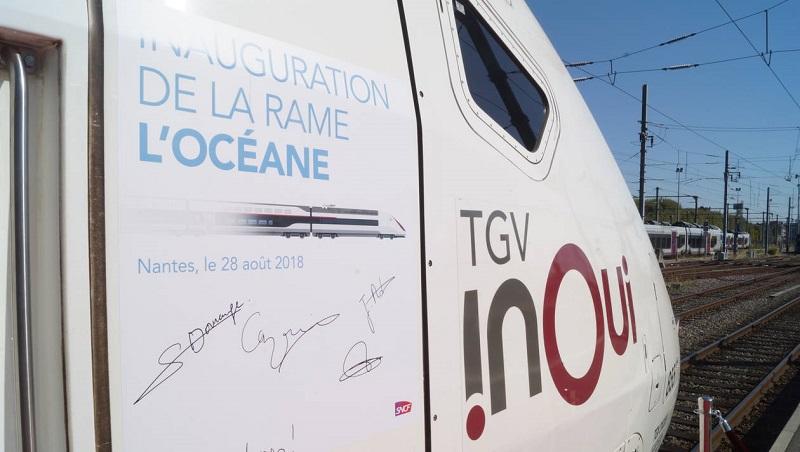 Nantes. Les nouveaux TGV Océane font leur rentrée F1e5cc10