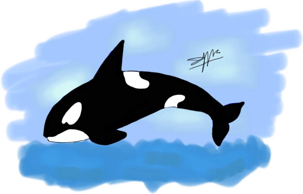 Midnee's Inktober dump Whale_10