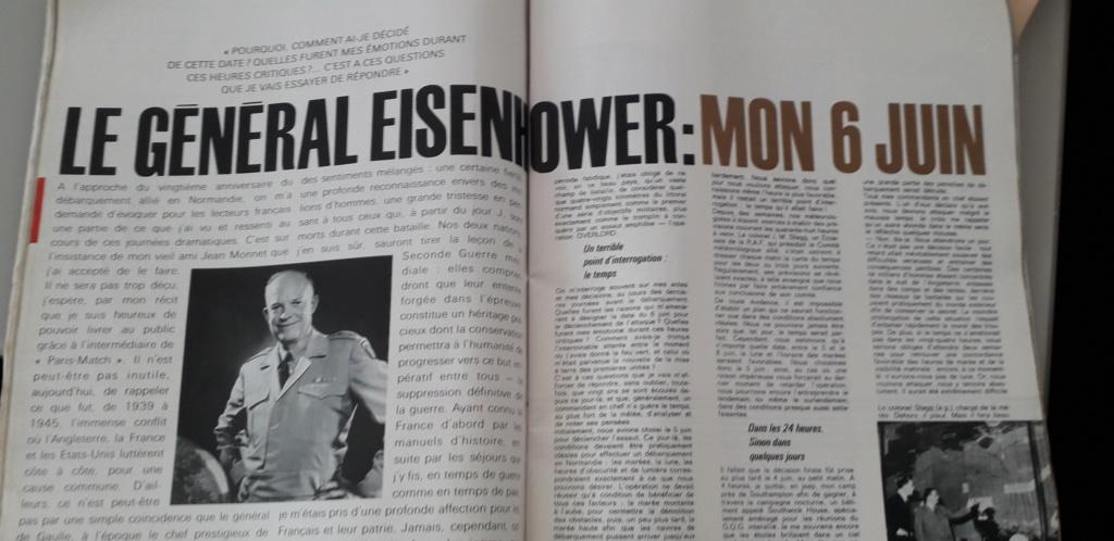 journaux commémoratif débarquement (1964 et 1984)  20200617