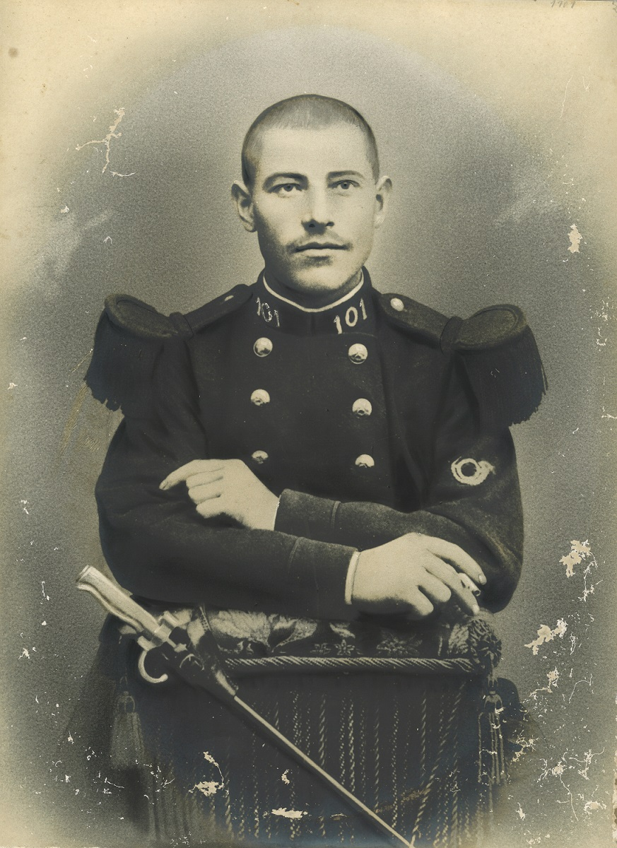 Le soldat Rouillon Léon Denis M à J du 21/12/20 Agpbgf10