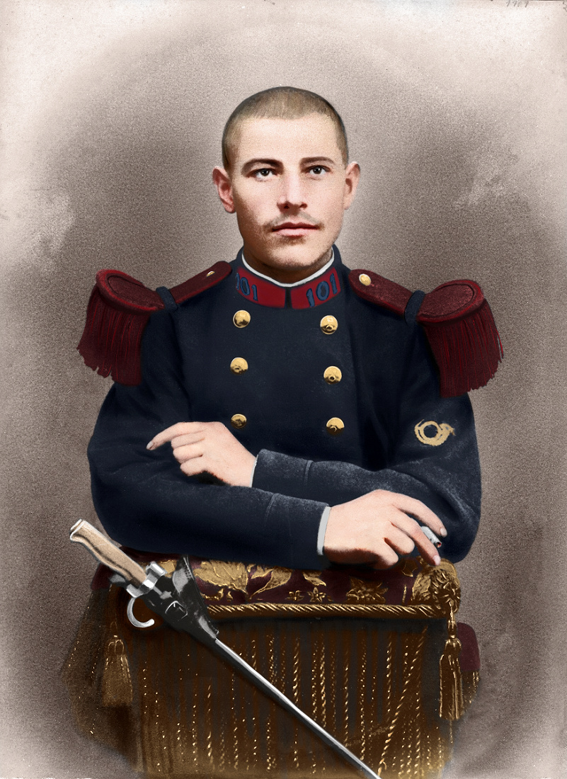 Le soldat Rouillon Léon Denis M à J du 21/12/20 Agpbgf11