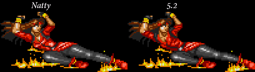 Streets of Rage Remake v5.2 is here! - Page 9 Blaze_10