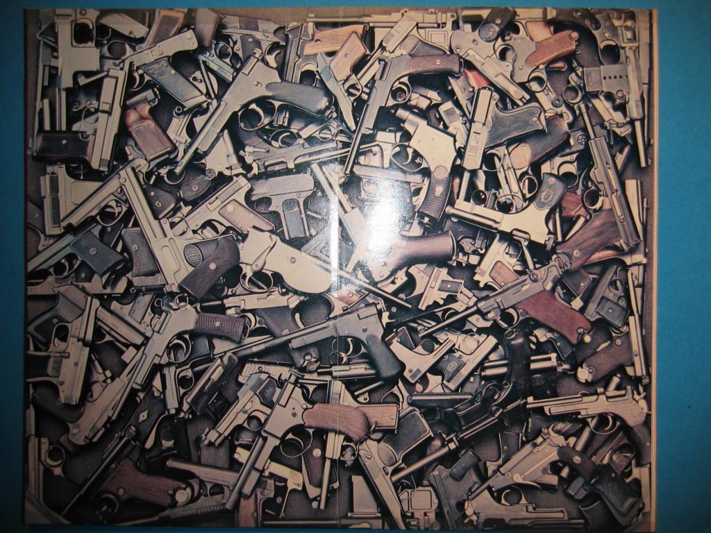 Pistolet d'essai Browning, successur du Para 00000-44