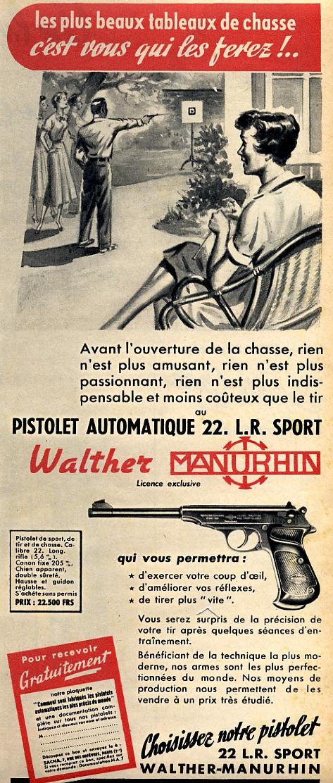 Manurhin Walther PP Sport 00000202