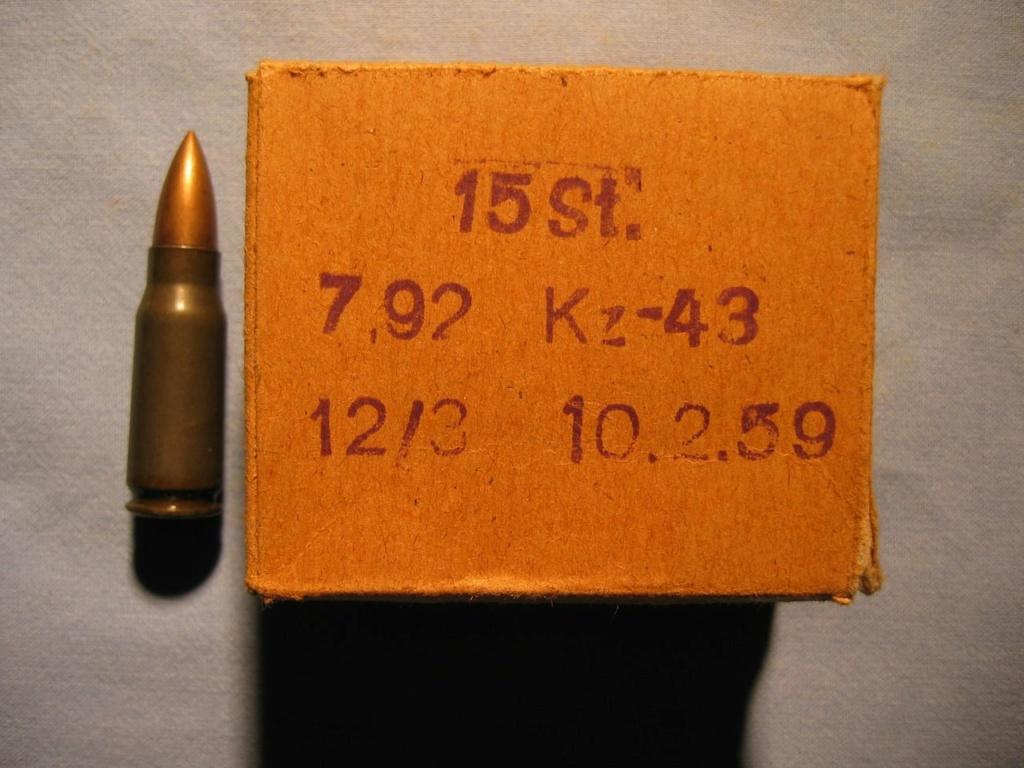 7,92 x 33 Kurz Patrone - Pistolen Patrone 43 m.E - Page 2 792_ku10