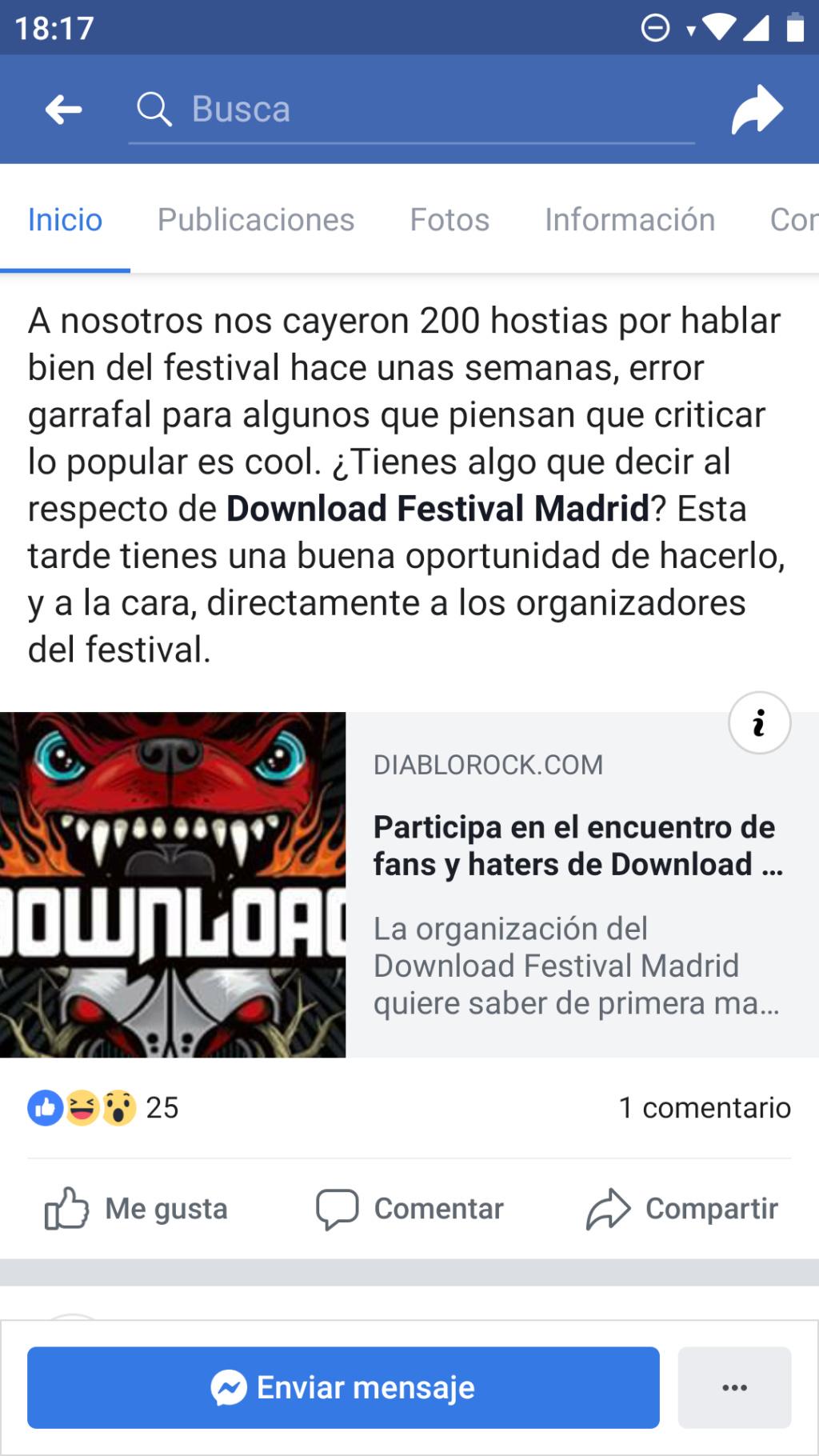 Download 2019. Slipknot Y TOOL - Página 7 Screen30