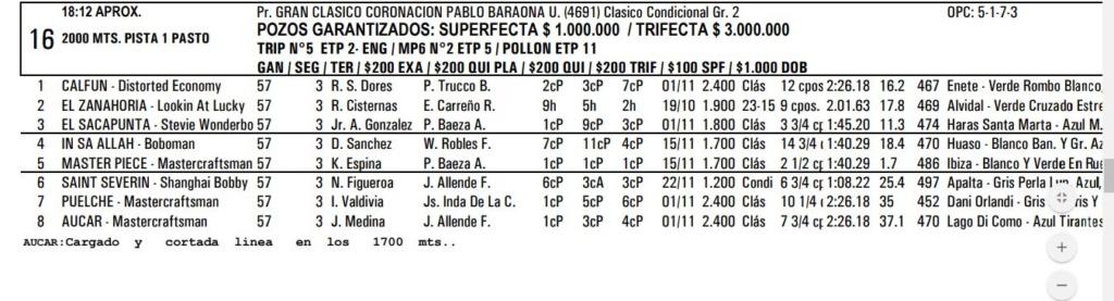 GRAN CLASICO CORONACION GR.2 Corona10