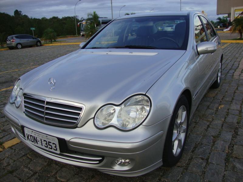 C180K 2005  R$ 38.500,00 VENDIDO C180k_12