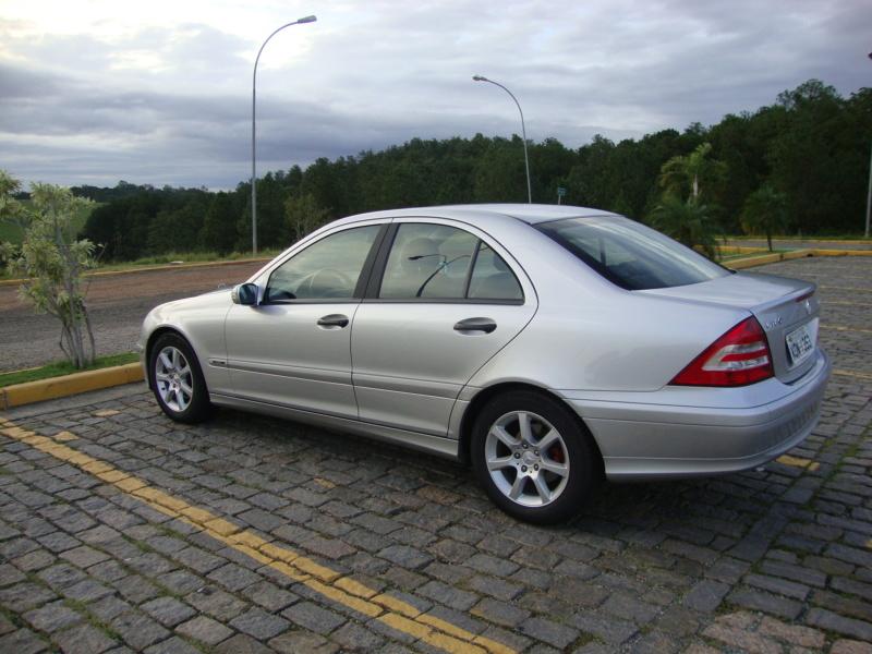 C180K 2005  R$ 38.500,00 VENDIDO C180k_19