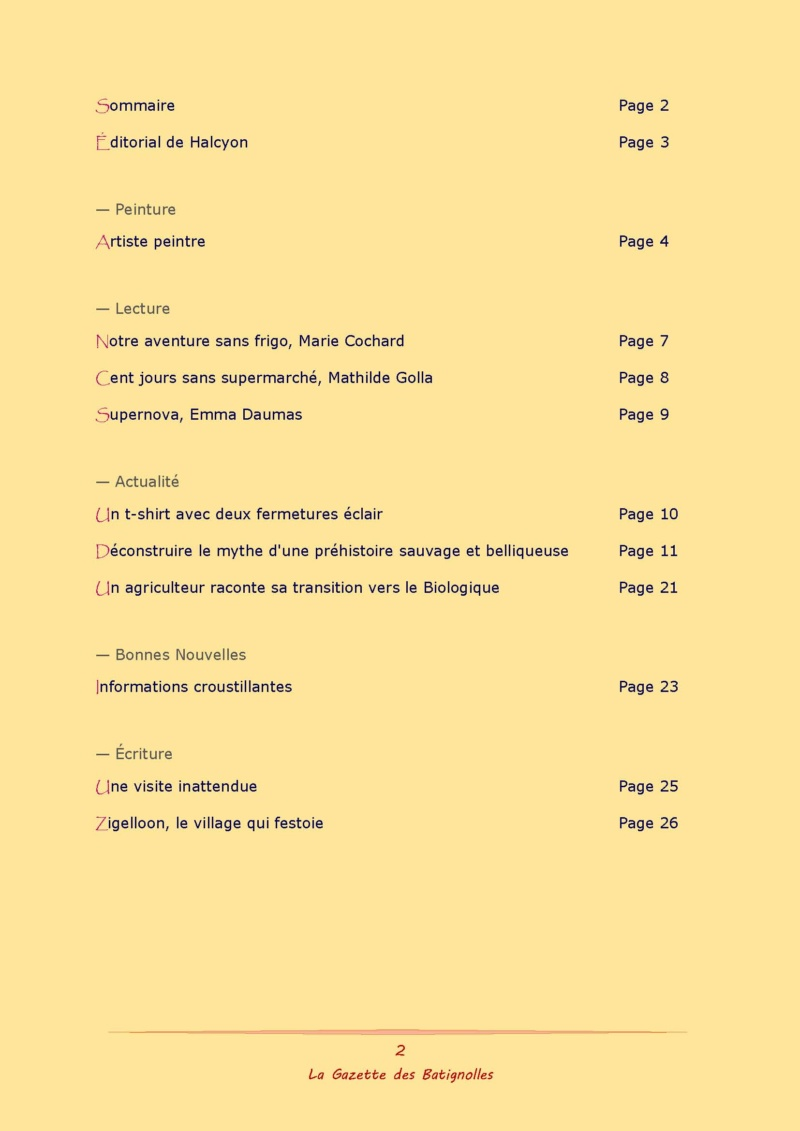 La Gazette des Batignolles n°5 Binder38
