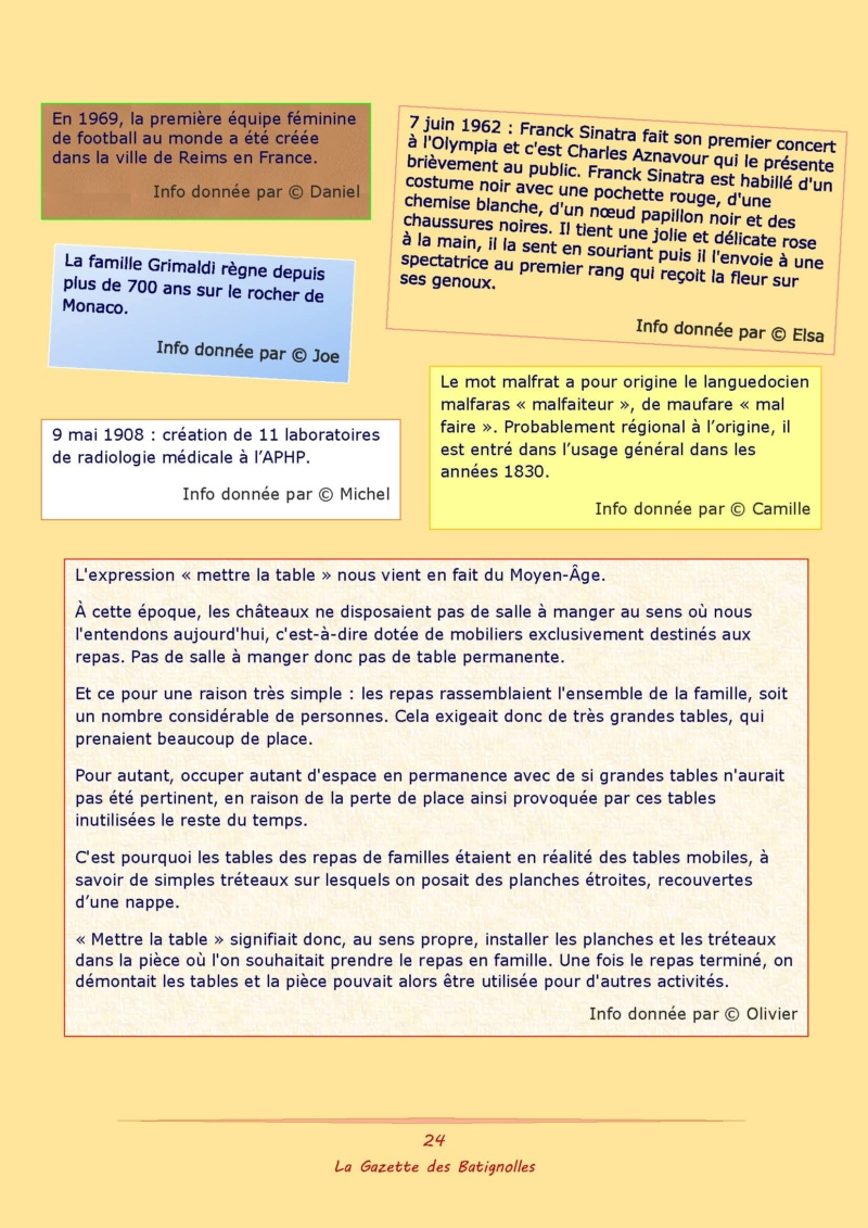 La Gazette des Batignolles n°5 Binder61