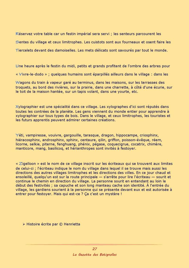 La Gazette des Batignolles n°5 Binder64