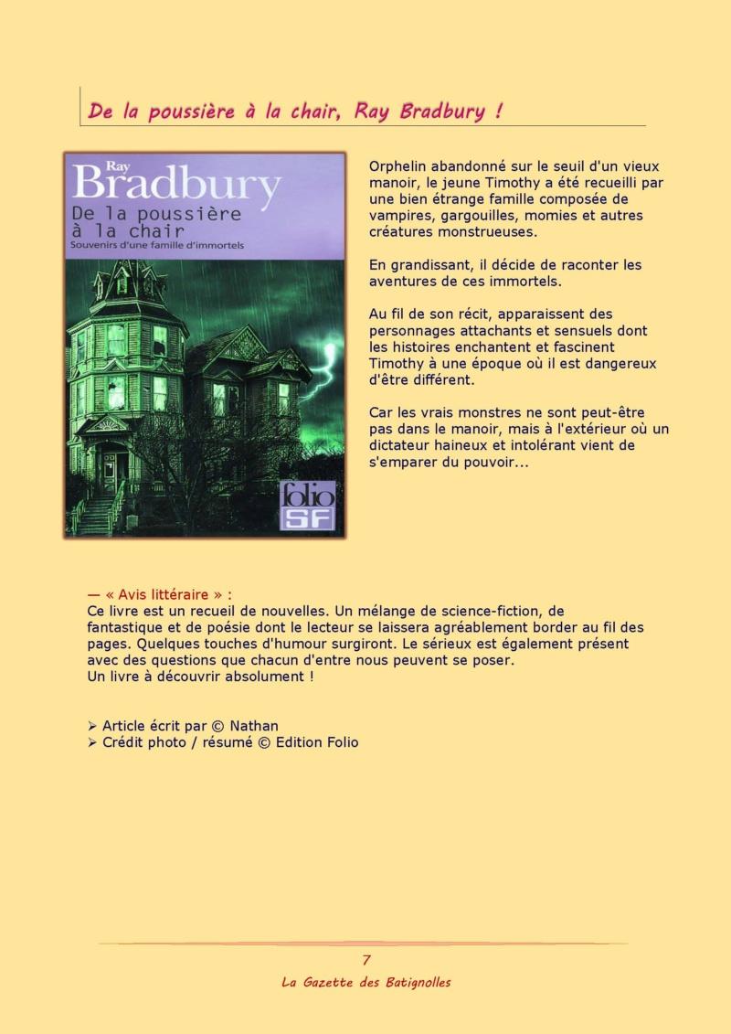 La Gazette des Batignolles n°7 Binder75