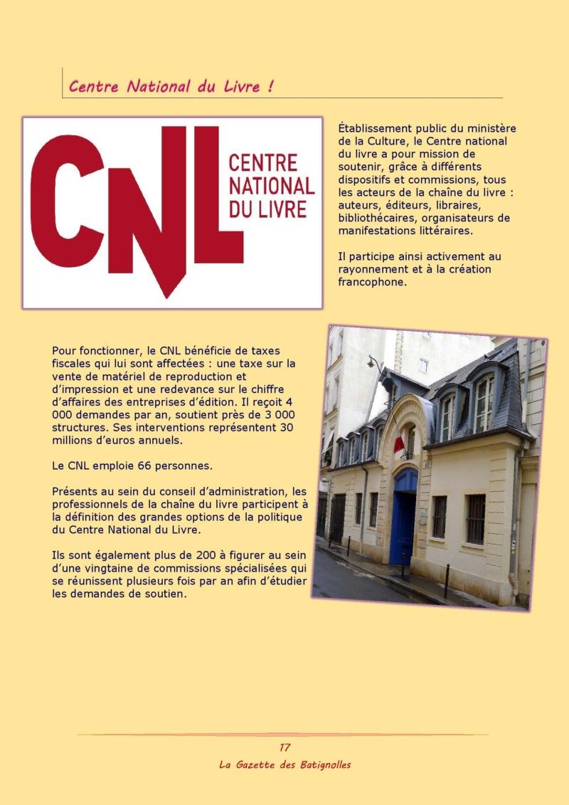 La Gazette des Batignolles n°7 Binder85