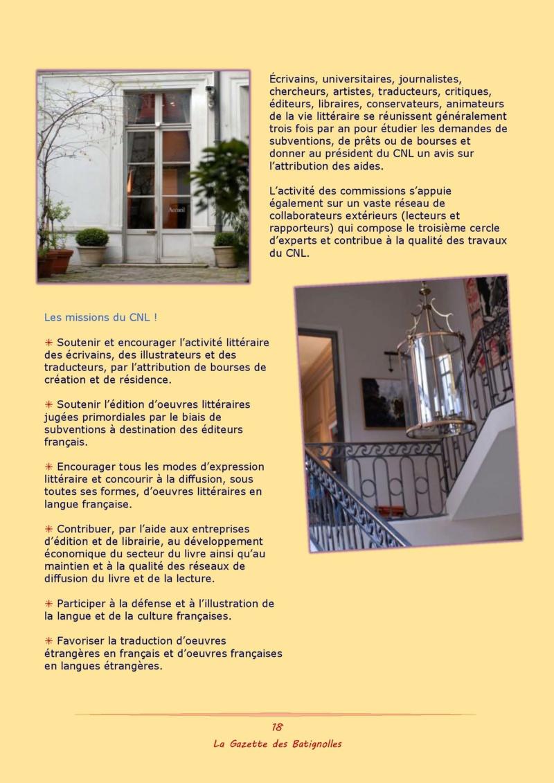 La Gazette des Batignolles n°7 Binder86