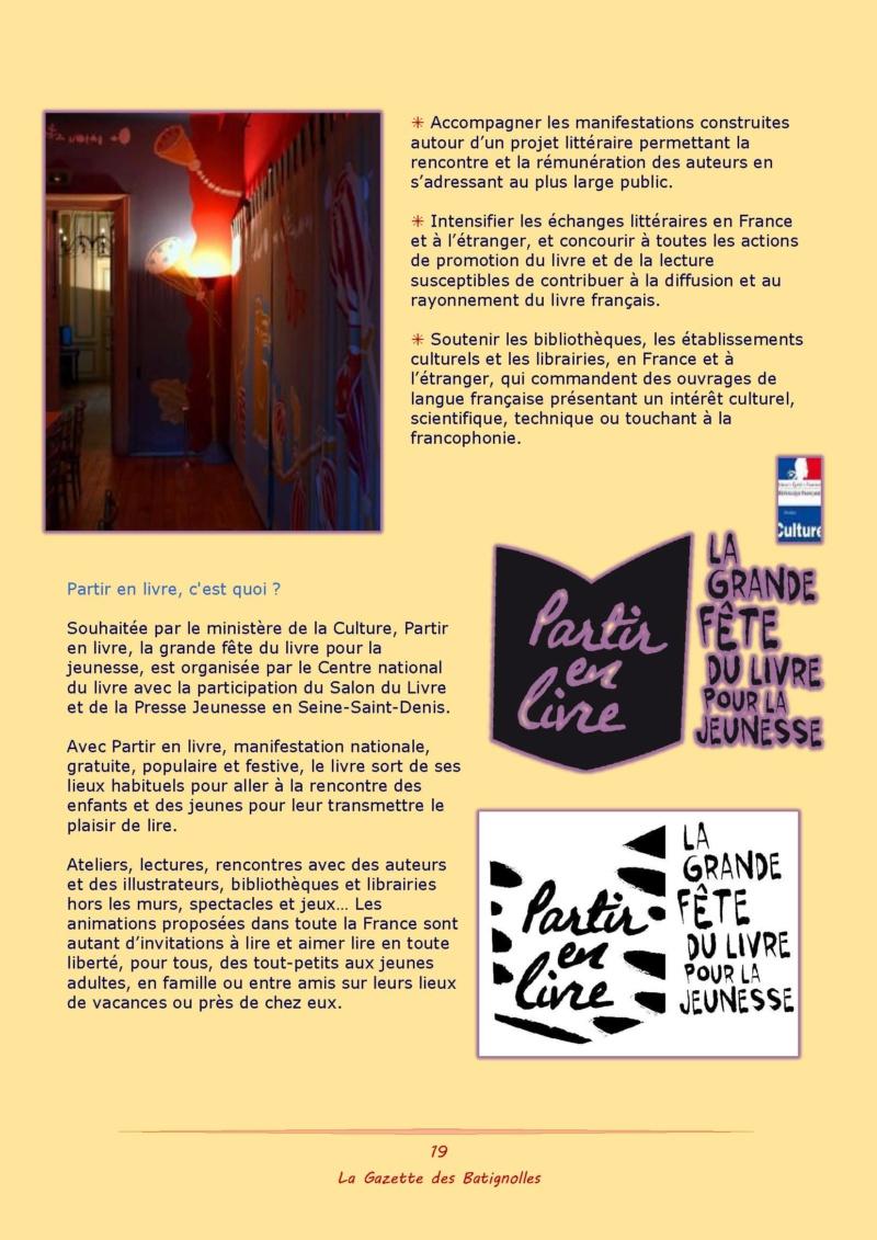La Gazette des Batignolles n°7 Binder87