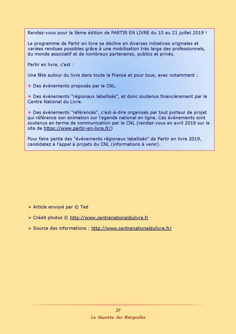La Gazette des Batignolles n°7 Binder88