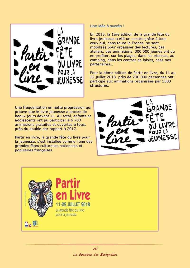 La Gazette des Batignolles n°7 Binder89