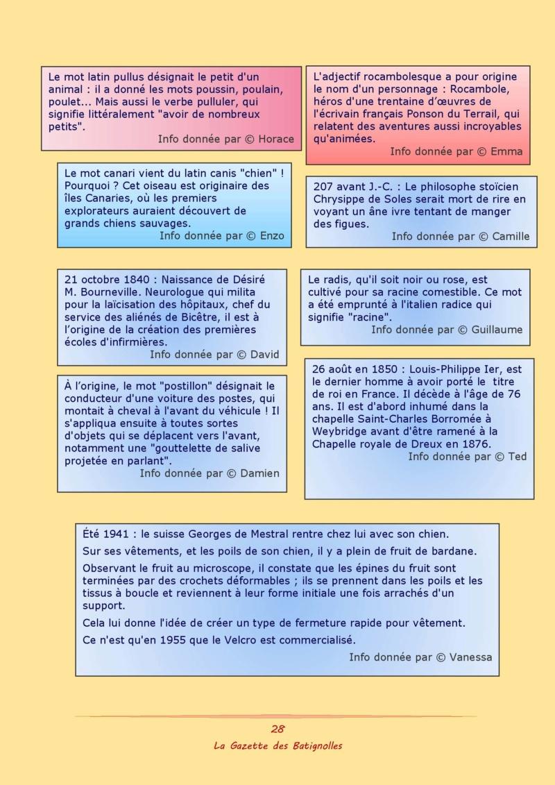La Gazette des Batignolles n°7 Binder95