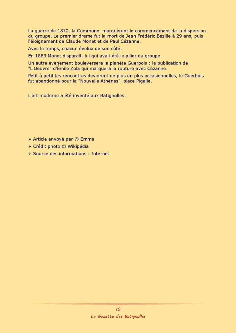 La Gazette des Batignolles n°6 Lgdb0617